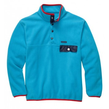 Retro Blue All Prep Pullover